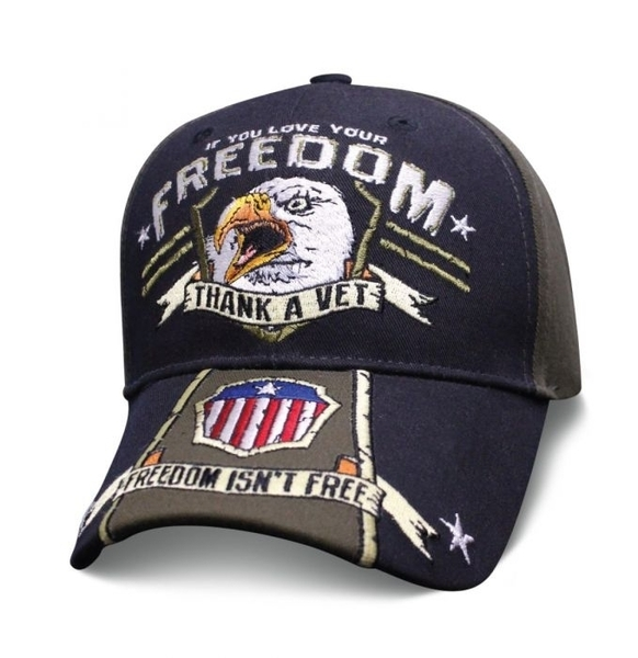 SEAGTV Eagle Scream Thank A Vet | Hats