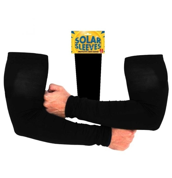 SOLSL6 Solar Sleeve Black | Head/Neck/Sleeve Gear