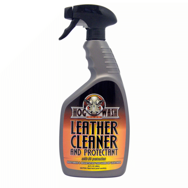 HW0549 Leather Cleaner and Protectant - 22 oz. | Leather Cleaners