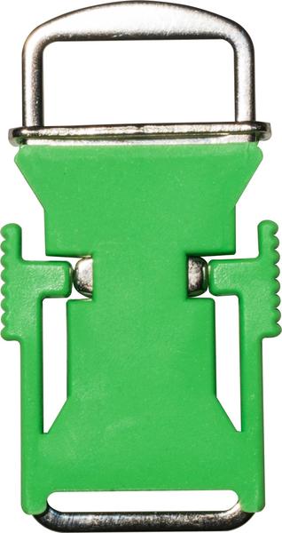 0108-006 ECHO Quick Release Green | Helmet Accessories
