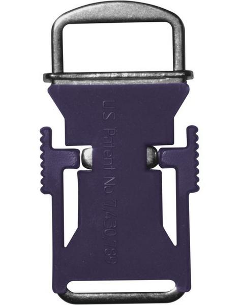 0108-007 ECHO Quick Release Purple | Helmet Accessories