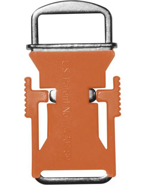 0108-009 ECHO Quick Release Orange | Helmet Accessories