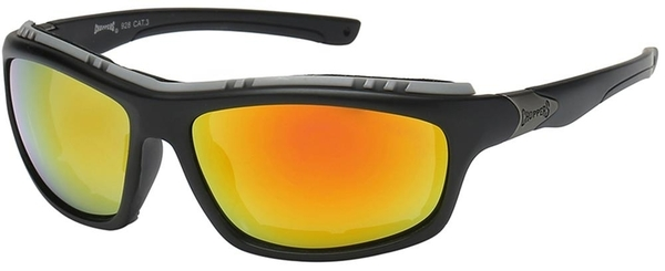 8CP928 Choppers Foam Padded Sunglasses - Assorted - Sold by the Dozen | Sunglasses