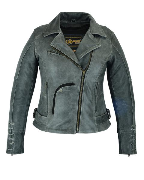 DS809 Must Ride – Gray | Women's Jackets