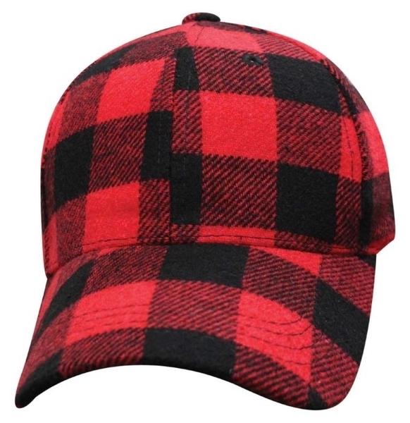 68plb-bfp Buffalo Plaid | Hats
