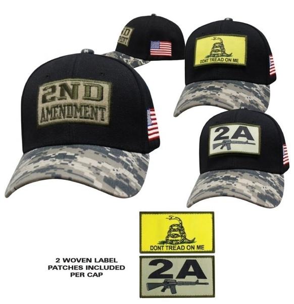 SPBCBDC Patch Base Cap Black Digital Camo | Hats