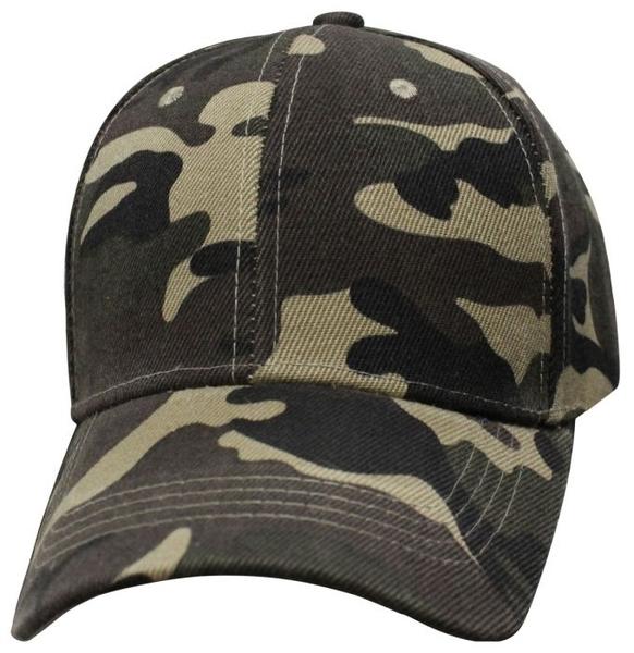 6SMGC Military Green Camo Blank | Hats