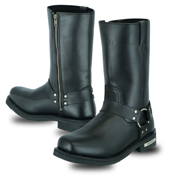 DS9739 Men's Waterproof Harness Boots | Men's Boots
