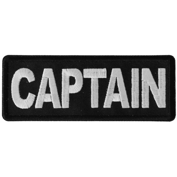 P6280 Captain Patch | Patches