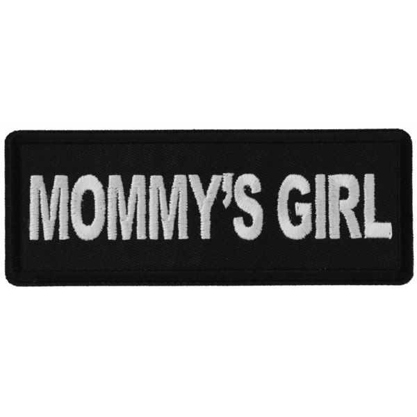 P6311 Mommy's Girl Patch | Patches