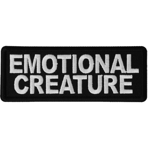 P6606 Emotional Creature Patch | Patches