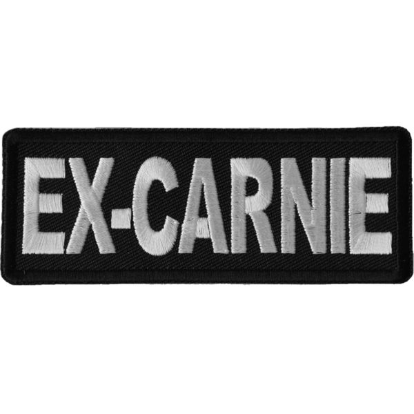 P6689 Ex Carnie Patch | Patches