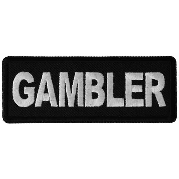P6380 Gambler Patch   Patches
