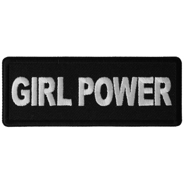 P6376 Girl Power Patch | Patches