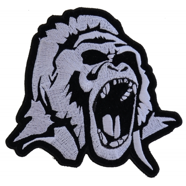 P3791 Gorilla Small Patch | Patches