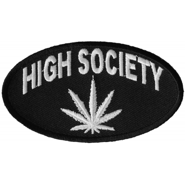 P3318 High Society Patch | Patches