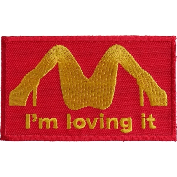 P2934 I'm Loving It Patch | Patches