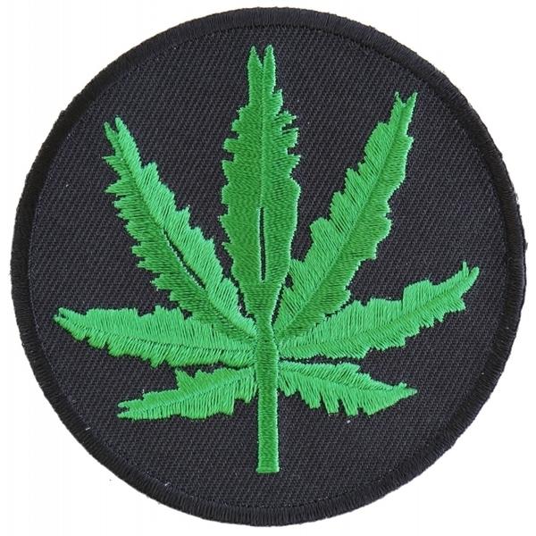 P2400 Marijuana Leaf Patch | Patches