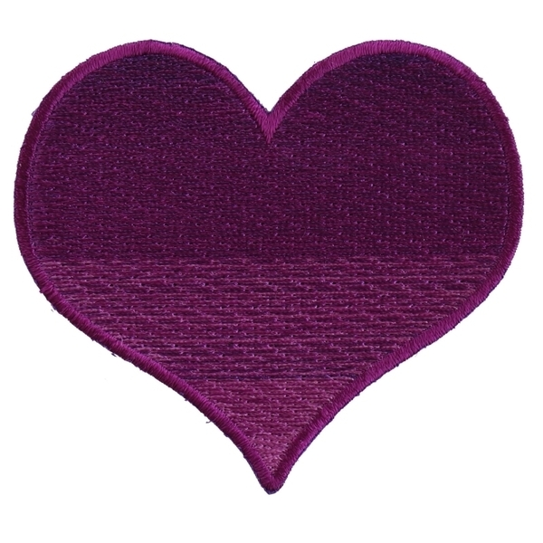P1345 Pink Heart Patch | Patches