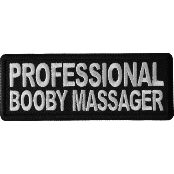 P6672 Professional Booby Massager Patch | Patches