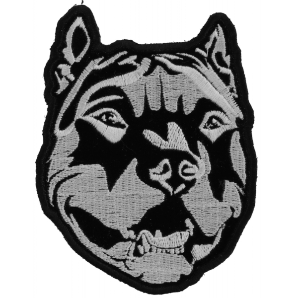 P3530 Small Pitbull Patch | Patches
