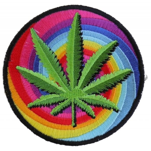P4911 Sweet Leaf Marijuana Patch | Patches