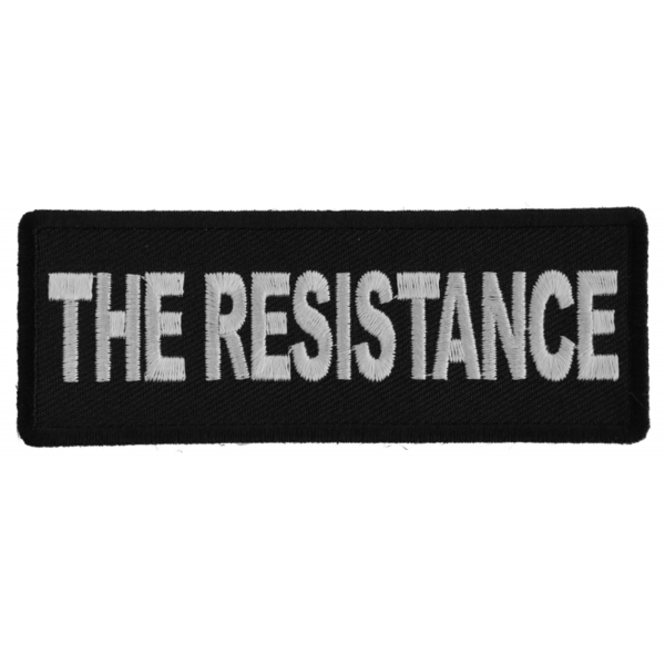 P6092 The Resistance Patch | Patches