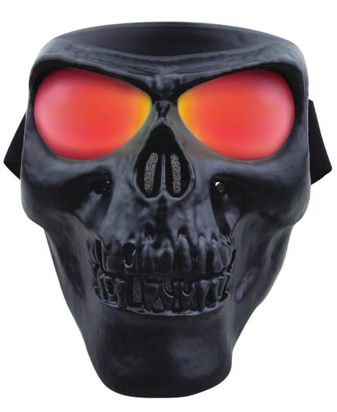 SMBG Skull Mask Black GTR   Full Facemasks