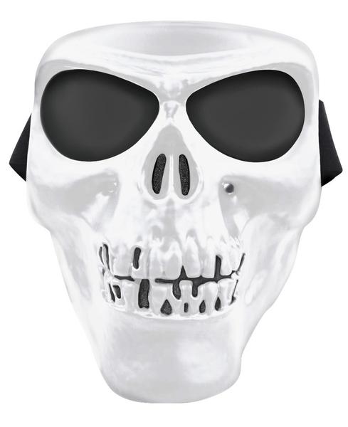 SMWS Skull Mask White SM | Full Facemasks
