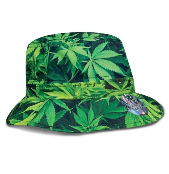 Ossbgrgd Sublimation Bucket Green Garden | Hats