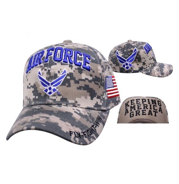 SDPMAF Digital Pride Motto Air Force | Hats