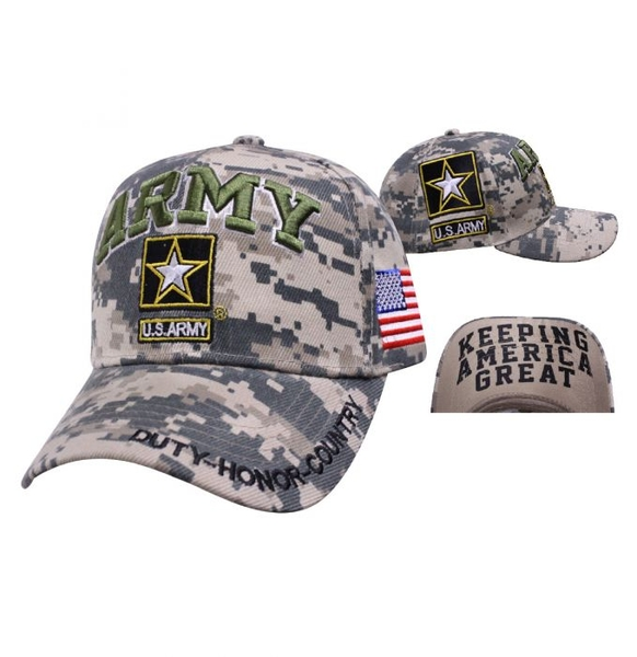SDPMAR Digital Pride Motto Army | Hats