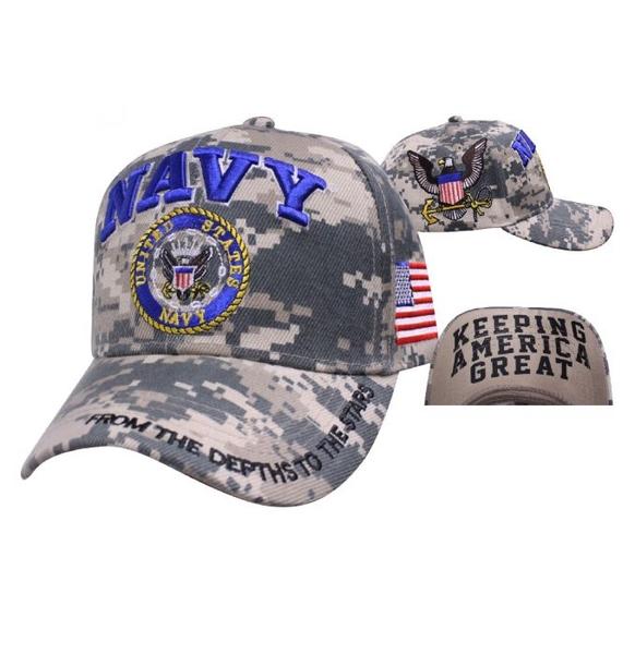 SDPMNV Digital Pride Motto Navy | Hats