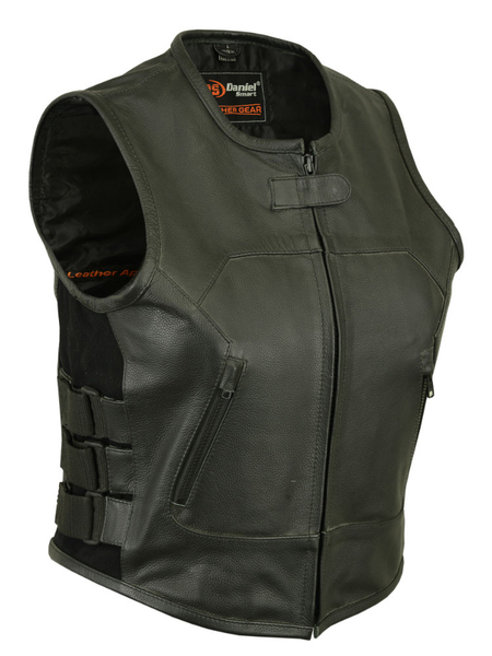 Wholesale Motorcycle Vests | DS200 Women's Updated Club Vest