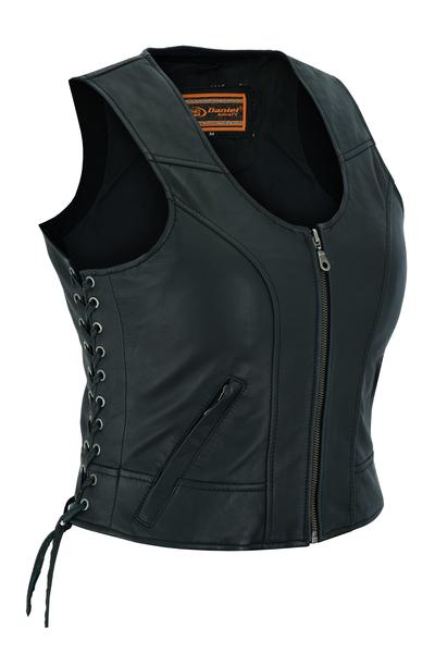 Wholesale Motorcycle Vests | DS242 Women's Stylish Lightweight Vest