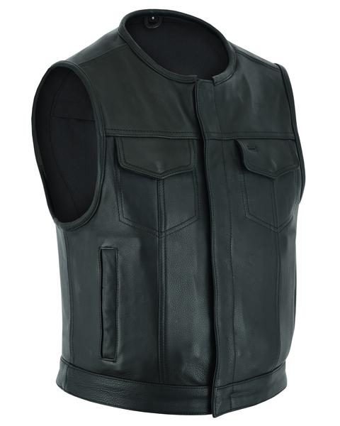 DS166 Drop Zone | Men's Leather Vests