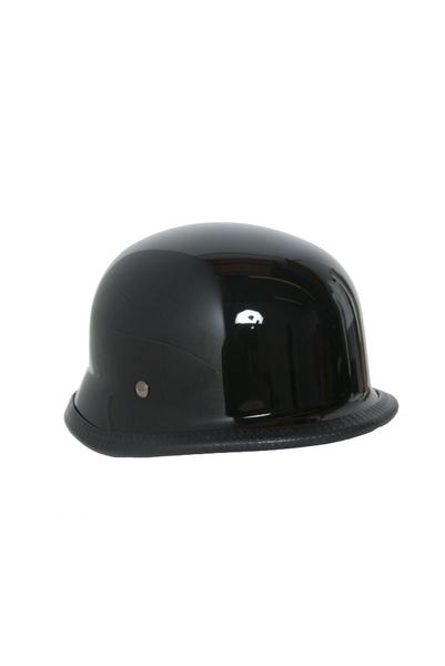 Wholesale Novelty Helmets | H1 Novelty German Gloss Black - Non- DOT