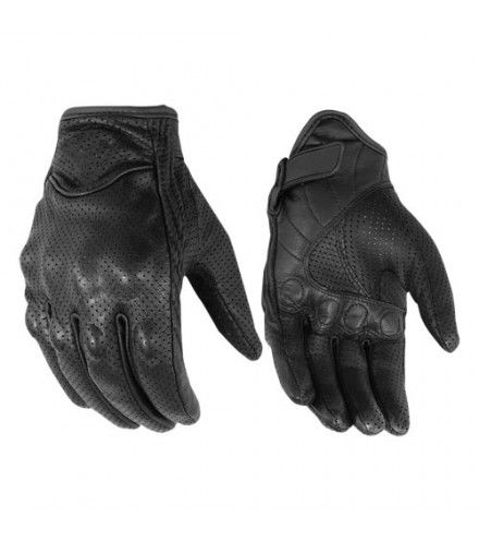 Wholesale Leather Gloves | DS76 Perforated Sporty Glove