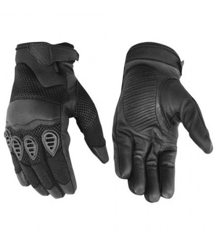 Wholesale Leather Gloves | DS39 Leather/ Textile Glove