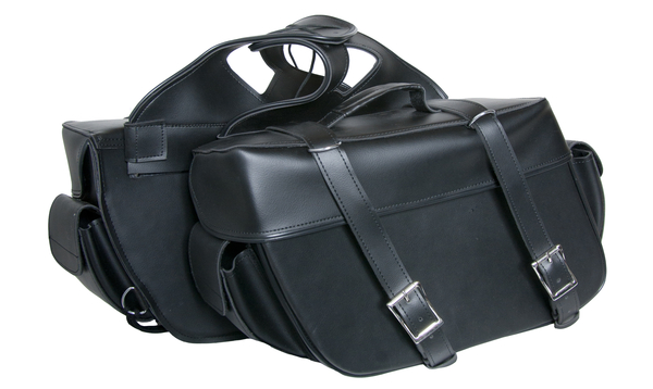 Wholesale Saddle Bags | DS321 Two Strap Saddle Bag