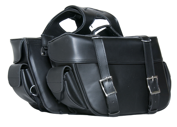 Wholesale Saddle Bags | DS312 Two Strap Saddle Bag