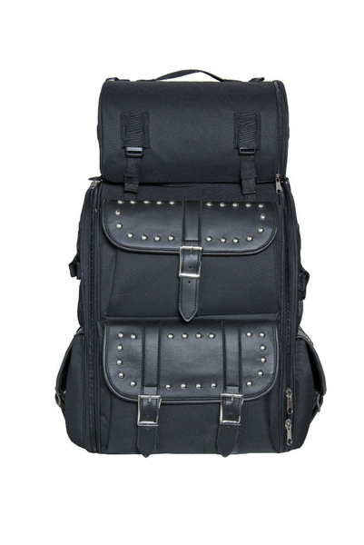 Wholesale Sissy Bar Bags | DS391S Sissy Bar Bag w/ Studs