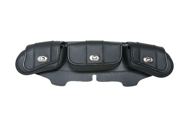 Wholesale Windshield Bags | DS5802 Three- Pocket Windshield Bag