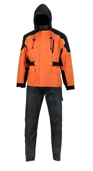 DS591OR Rain Suit (Orange) | Rain Suits