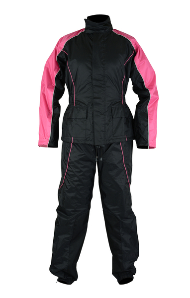 DS598PK Women's Rain Suit (Hot Pink) | Rain Suits