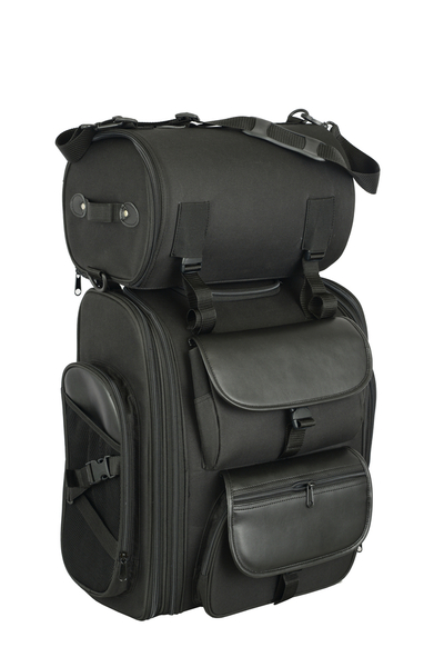 DS392 Updated Touring Sissy Bar Bag | Sissy Bar Bags