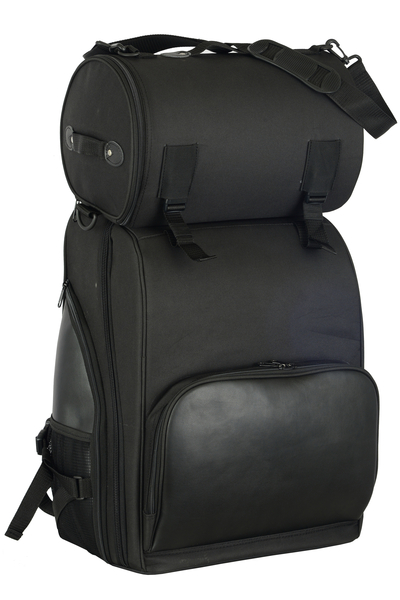 DS393 Updated Touring Sissy Bar Bag | Sissy Bar Bags