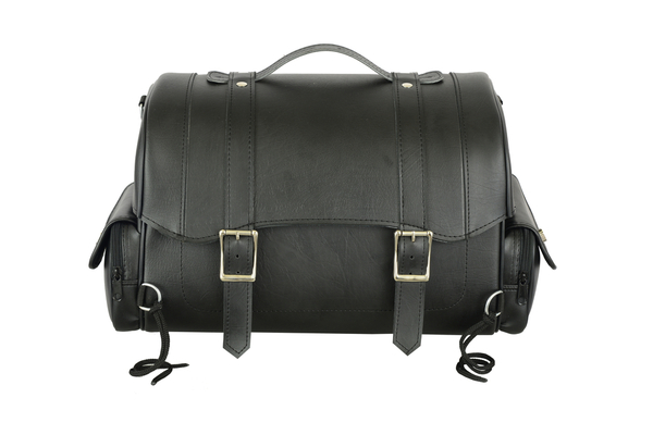 DS381 Updated Trunk Bag | Sissy Bar Bags