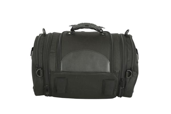 DS337 Premium Roll Bag   Sissy Bar Bags