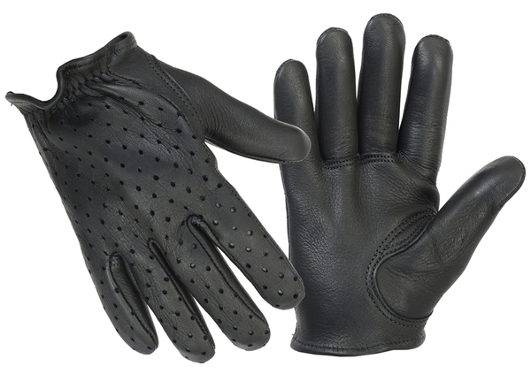 Wholesale Leather Gloves | DS33 Leather/ Textile Lightweight Glove